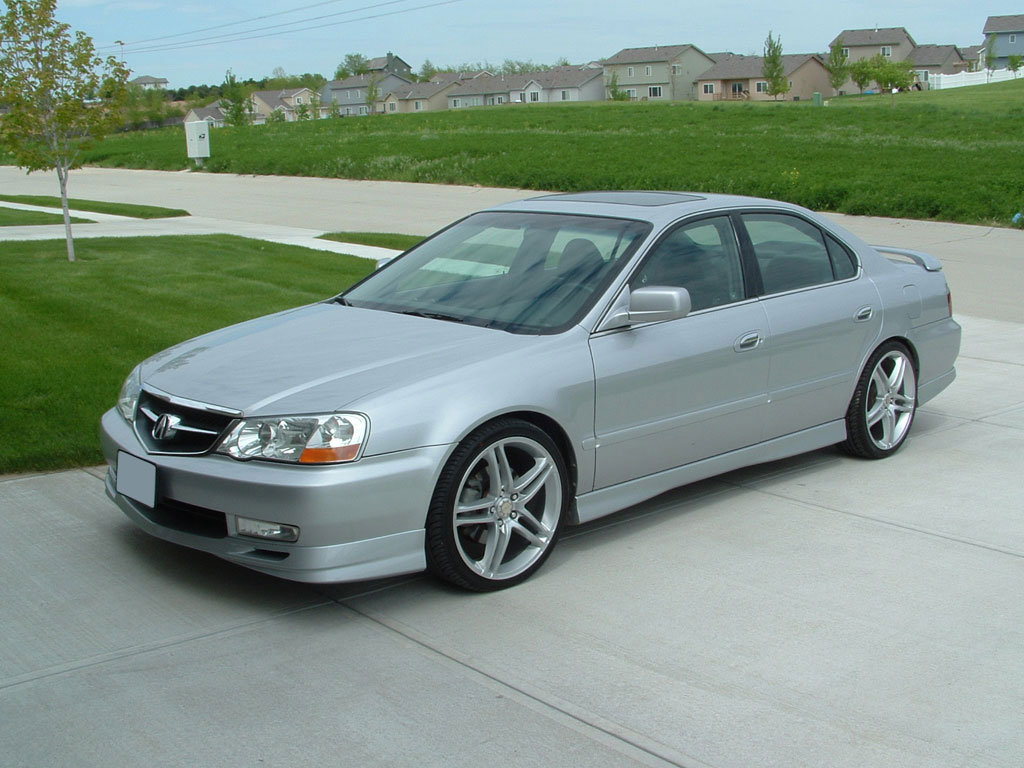New Wheels For My 2003 Acura Tl S Updated Accord V6 Forum