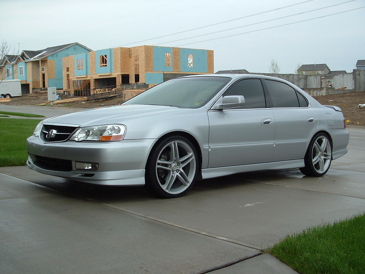 FS: 2003 SSM Acura TL-S (Comptech, 19 inch wheels, + more ...